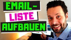 Landingpage erstellen E-Mail Adressen sammeln mit Builderall