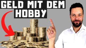 für dein Hobby Online Geld verdienen